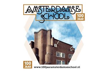 100 jaar Amsterdamse School