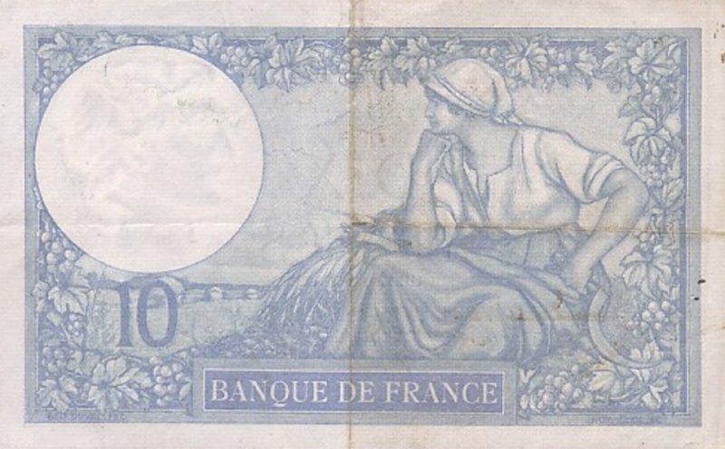Achterzijde_France_10_Francs-1939-2_-_Billet_de_10_francs_Minerve_—_Wikipédia-1